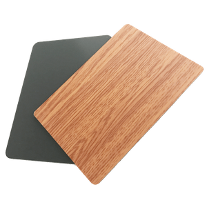 External fireproof board/external fireproof board/fireproof wall cladding with black color